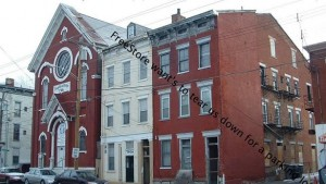 Walnut Street buildings